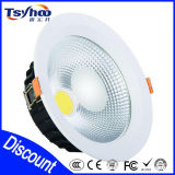 Cer RoHS Highquality LED Decke Light Dimmable T-38 COB LED Downlight