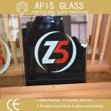En12150 Ceritificateの高温シルクスクリーンのペンキガラス