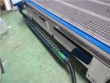 Máquina de grabado de madera del CNC de la operación que muele fácil con DSP