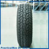El neumático chino del fabricante de 2016 costillas tasa Lt225 75r15