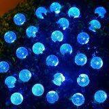 Weihnachtszeichenkette-Licht der Weihnachtsfest-Garten-Dekoration-100LED 200LED 300LED 400LED 500LED Solar-LED