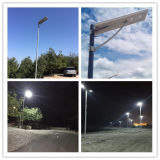 Precio solar impermeable de la luz de calle del LED 60W