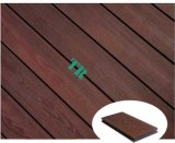 Decking protegido WPC popular