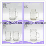 16 Ounce Mason Drinking Jar