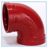Guarniciones de tubo Grooved para la protección contra los incendios