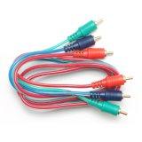 3RCA kabel aan 3RCA Kabel