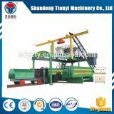 Tianyi a spécialisé la chaîne de production creuse de bloc de gypse de machine de mur