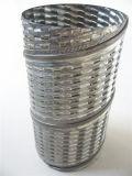 Труба/пробка металла фильтра нержавеющей стали Perforated для обработки воды или масла