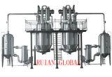 Extracteur de basse température de vide pour des huîtres de safran des indes d'algue