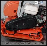 Compactor плиты с дуктильной плитой Gyp-20 утюга