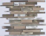 Mattonelle di mosaico di alluminio della parete all'ingrosso della cucina