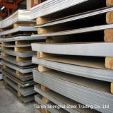 Placa de aço inoxidável laminada a alta temperatura (321, 904L)