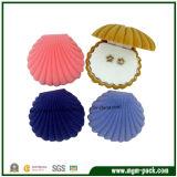 Boîte à bijoux en forme de coquillage en forme de coquillage
