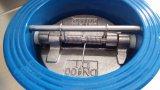 Válvula de verificação da bolacha da alta qualidade com o disco dois