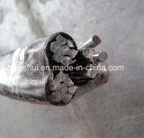 オーバーヘッドABCケーブルまたはアルミニウムXLPEケーブルACSR 3*1/0AWG Neritina