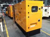 stille Diesel 375kVA Yuchai Generator voor het Project van de Bouw met Certificatie Ce/Soncap/CIQ/ISO