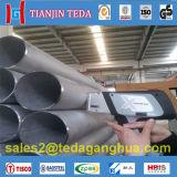 Tubo de acero inoxidable Ss316