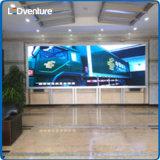 광고를 위한 실내 풀 컬러 거대한 LED 영상 벽