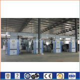 Ce&ISO9001 증명서를 가진 면 화학 섬유 짜개진 조각 소모기