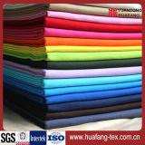 Tessuto 65/35 di T/C 58/59 '' di bianco per il commercio all'ingrosso (HFTC)