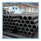 Tubo negro inconsútil del acero de carbón