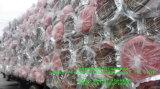 Coperta della lana di vetro dell'isolamento termico per materiale da costruzione