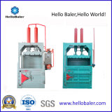 20HP Hydraulic Manual Baling Press voor Waste Paper
