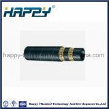 Flexibler hoher Pressuse hydraulischer Gummischlauch SAE-100 R2at