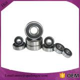 Tiefes Nut-Kugellager 6018-2RS verwendete lamellierte elastomere Peilung-Auflage