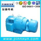 Motor elétrico de anel deslizante de baixa tensão de 3 fases (IP23) para o cimento /Pump/Mill