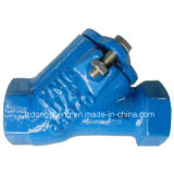 Form Iron/Ductile Iron Ball Check Valve mit Epoxy Coating