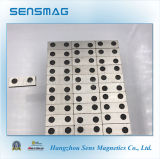 Gesintertes AlNiCo 8 Magnets für Magnetic Sensors, Motors, Speakers