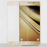 De volledige Dekking boog de Aangemaakte Beschermer van het Scherm van het Glas voor Nota 7 van Samsung