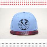 Kundenspezifische rosafarbene Hysteresen-Hüte mit Stickerei 3D