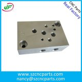 CNC maschinell bearbeitetes Teil CNC-Ersatzteil-Präzision rostfreies CNC-Bauteil