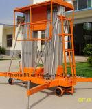 Einzelne Personen-Luftarbeit-Plattform mit CER