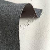 Cuir imperméable à l'eau de PVC de textile synthétique de configuration de roulis pour des sacs de sofa de chaussures