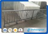 内部の錬鉄階段柵