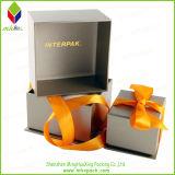 UVpapierverpackengeschenk-Uhr-Kasten mit Griff