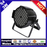 54*3W RGB 3in1 Stage Wash LED PAR 64 Poder Light