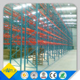 Lager 2 Tonnen-Ladeplatten-Racking mit CER