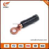 Talões bimetálicos de alumínio de cobre Pre-Isolados padrão do cabo de Cptau para o ABC
