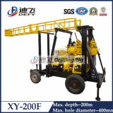 200m Used Mini Water Well Rotary Drilling Rig