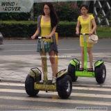 X3 outre de scooter électrique de route (WindRover)