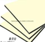 PVDF Recubrimiento Acm / panel compuesto de aluminio