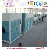 Linea di produzione dell'espulsione del tubo di acqua del gas del PE dell'HDPE pp con l'alta velocità 20-110mm