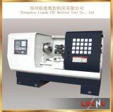 Máquina do torno da máquina-instrumento de base lisa do CNC da elevada precisão