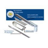 2 anos de luz de rua elevada ao ar livre do diodo emissor de luz do alumínio 30W do lúmen da garantia
