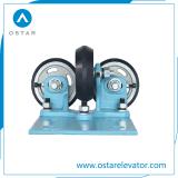 Piezas de ascensor con 10mm de guiado por rodadura Shoes (OS47-R3)