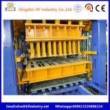 Bloque sólido concreto hidráulico automático del ladrillo de la pavimentadora Qt8-15 que hace la máquina